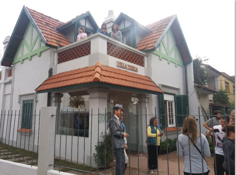 Sueño cumplido, Villa Yeruá reinaugurada