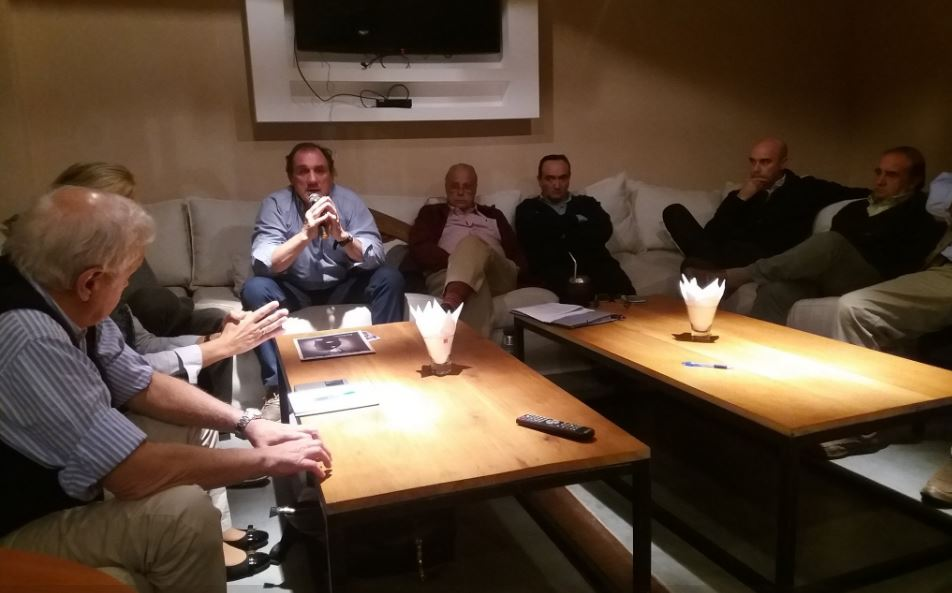 Importante reunión en Villa Yeruá sobre antidoping
