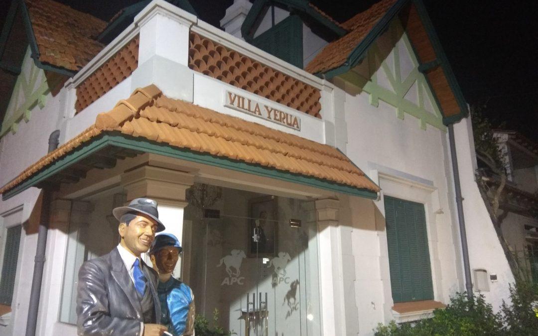 Villa Yerua abre sus puertas en el Día del Patrimonio