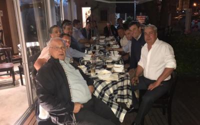 Reunión en Yerúa