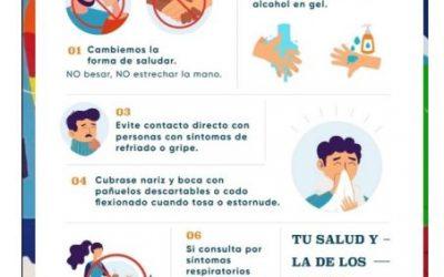 RECOMENDACIONES PARA LOS TRABAJADORES DEL TURF